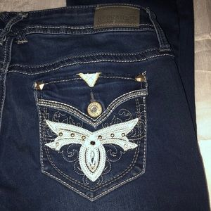 #Hydraulic bailey low rise jeans
